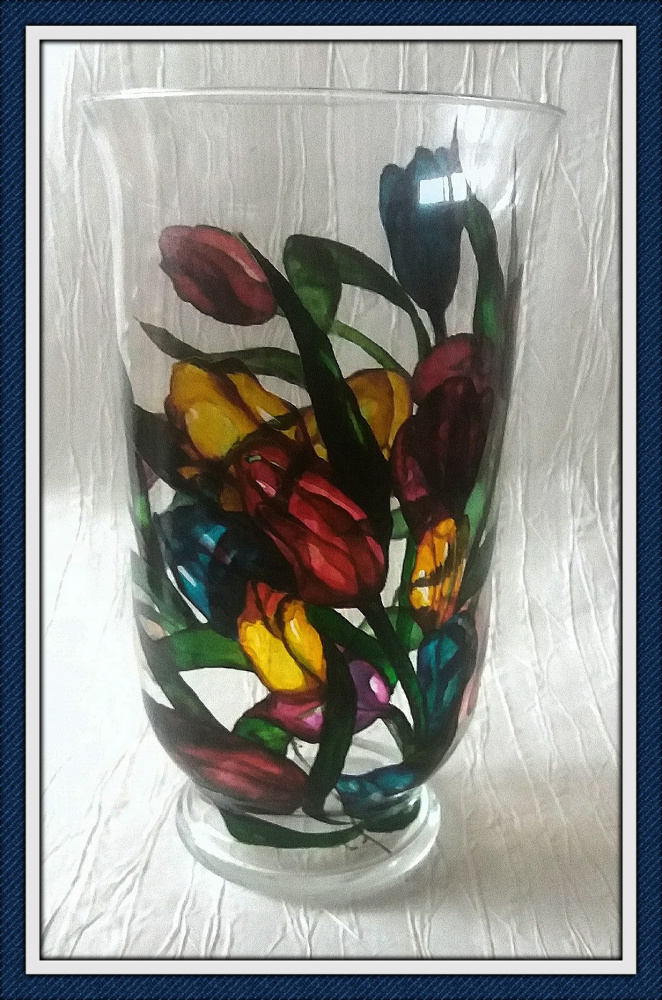 Tapyta vaza