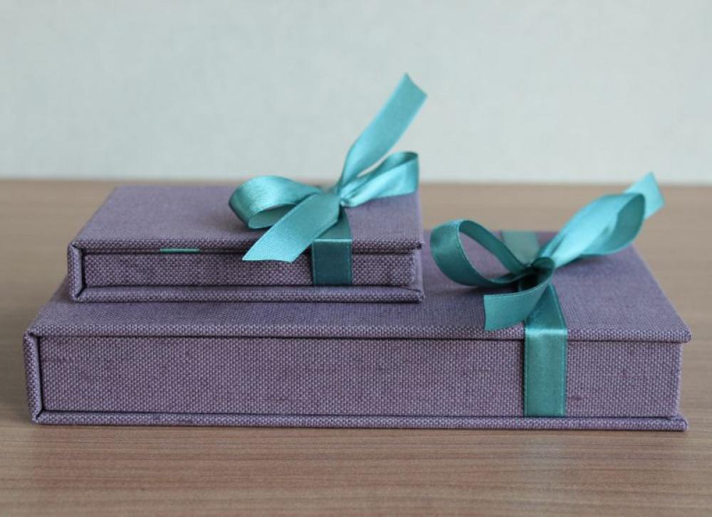 """usb ir nuotraukų dėžutės """"Violetas"""""""