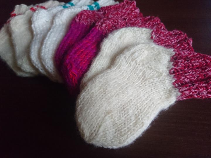 Vaikiškos kojinytės