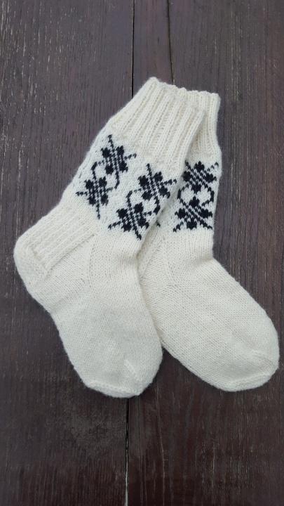 vaikiskos vilnones kojines