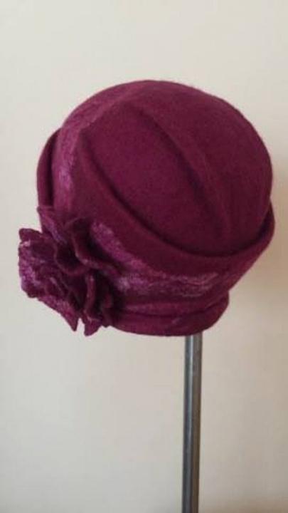 Velta kepurė rudeniui
