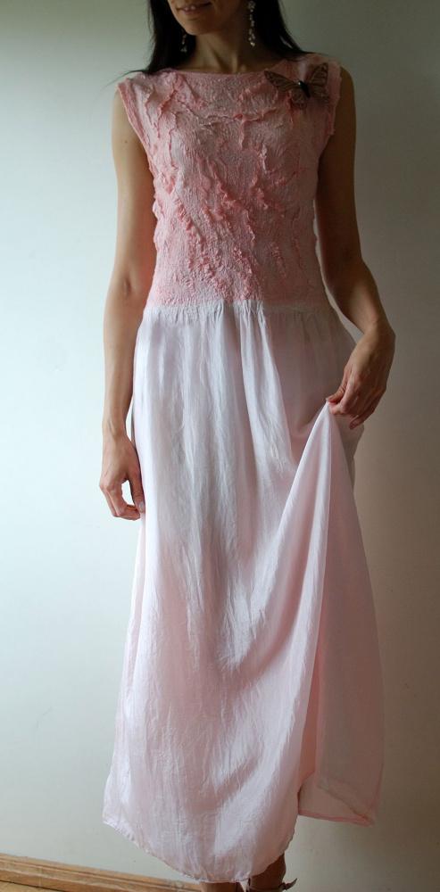 """Velta suknelė """"Plazdenimas"""""""