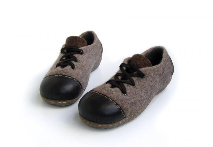 Velti batai žiemai