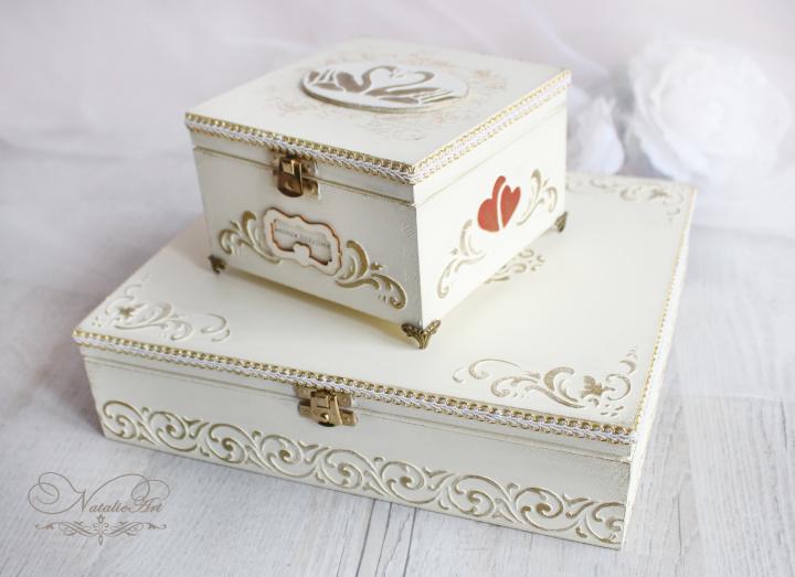 Vestuvinė dėžutė
