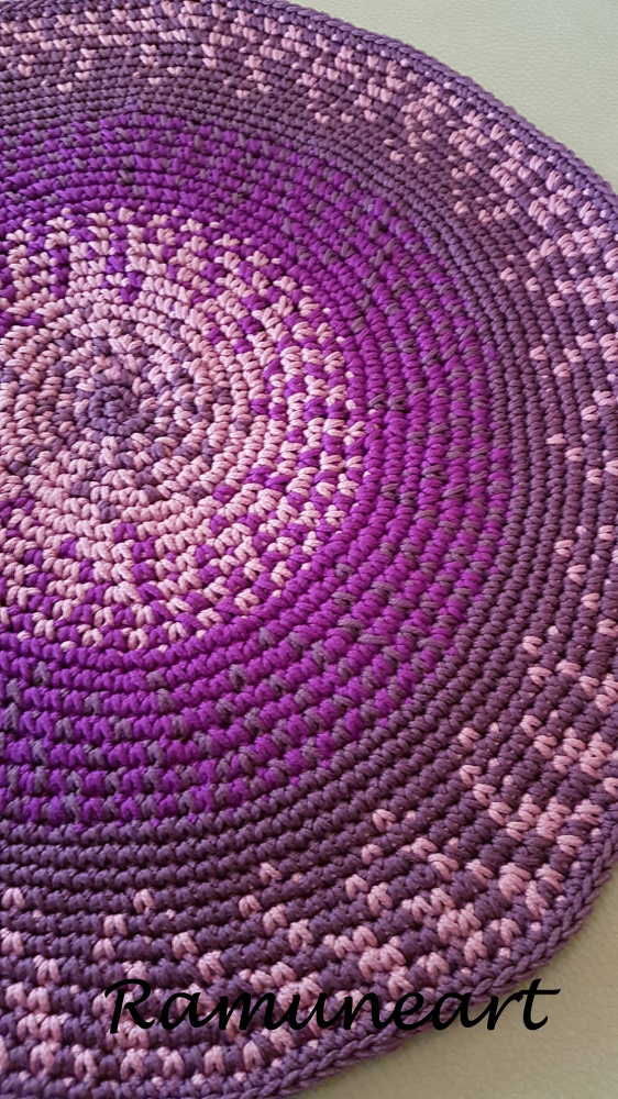 """Virvinė stalo padėkliukas - servetėlė """"Mandala"""""""