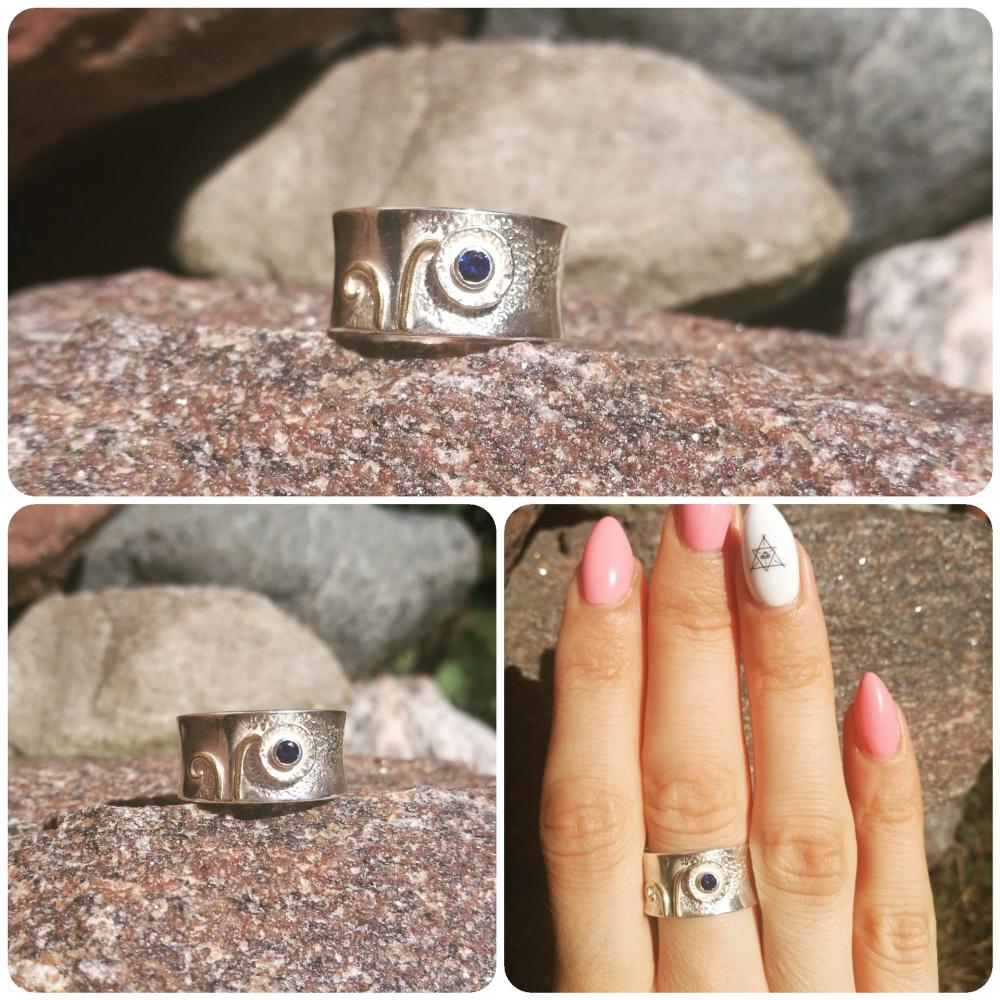 Žiedas Pūkas