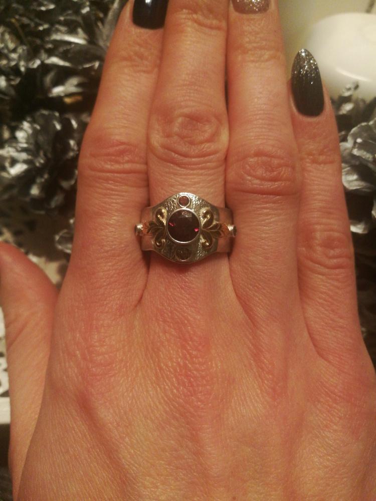 Žiedas šventinis