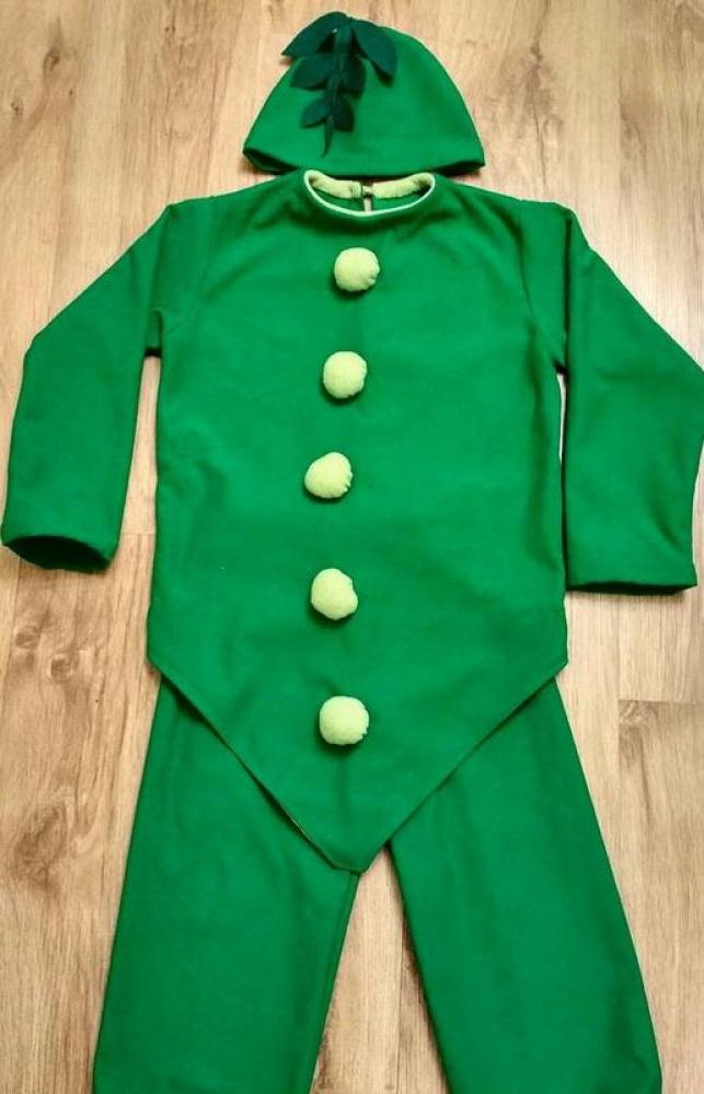 Žirnio karnavalinis kostiumas *2