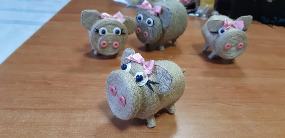2019 metų kiauliukai