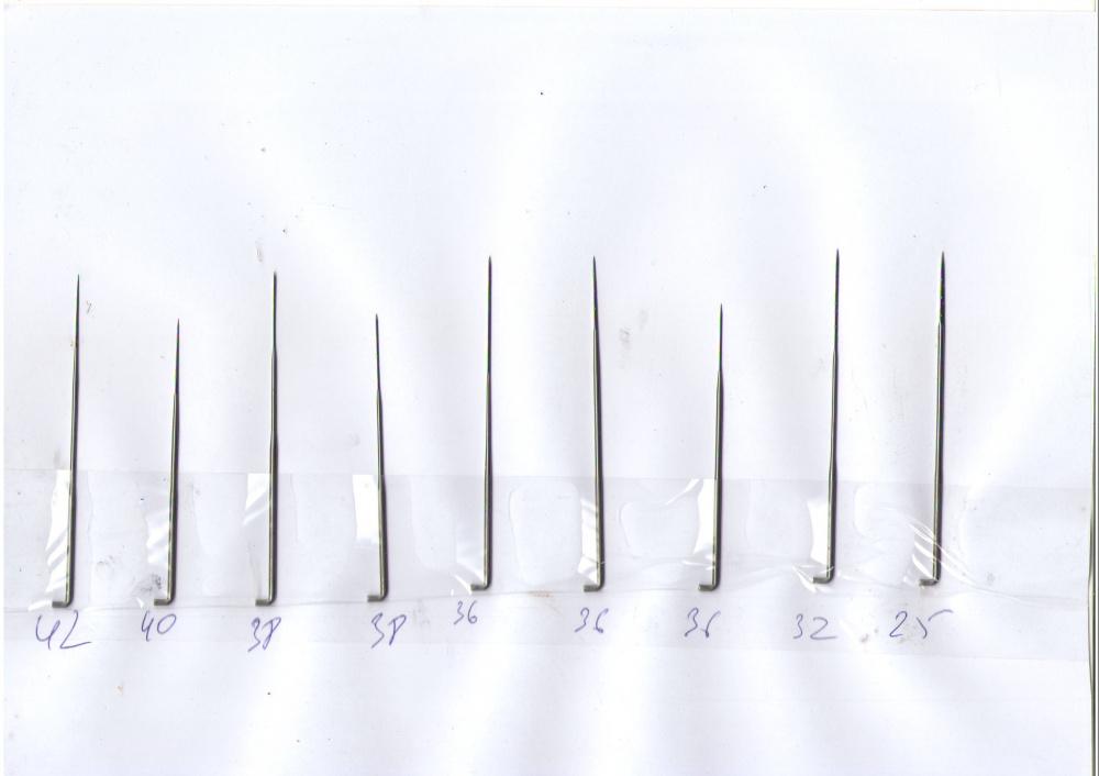 Adatos vėlimui Nr. 42,40,38,36,32,25.