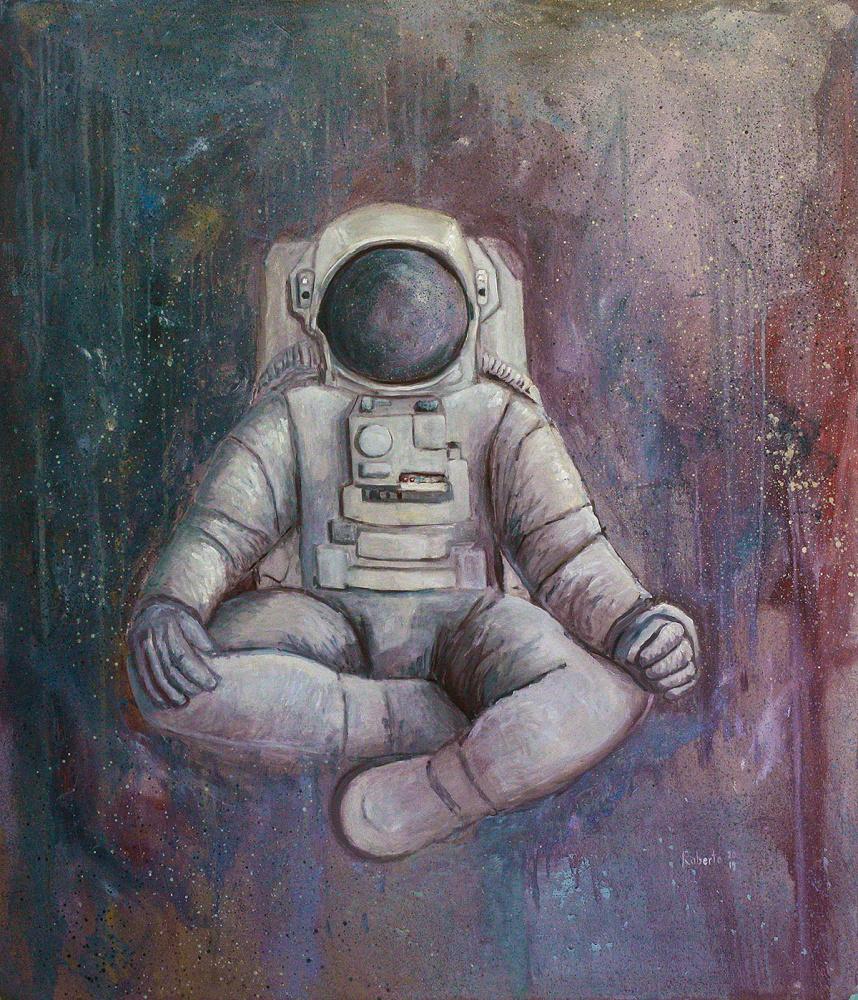 Astronautas - atrandant naujus pasaulius
