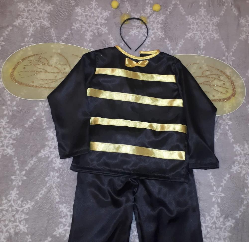 Bitinuko, bitės karnavalinis kostiumas