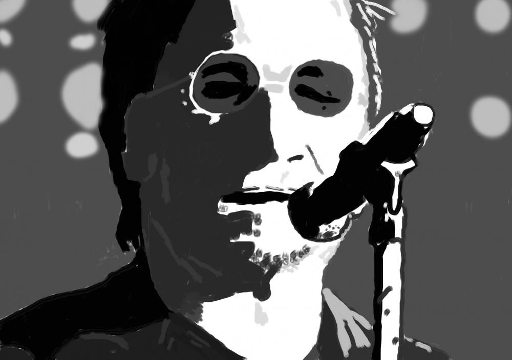 "Daina ""The Blackout"", pagal roko grupę ""U2"""