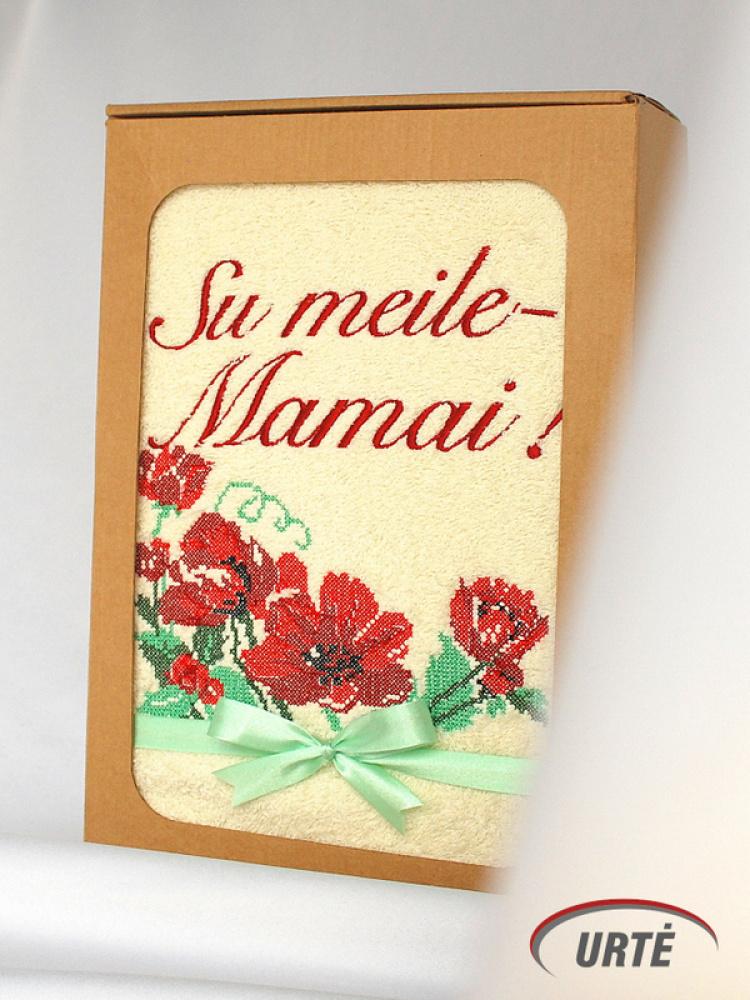 Dovana Mamai - Kvepiančios gėlės