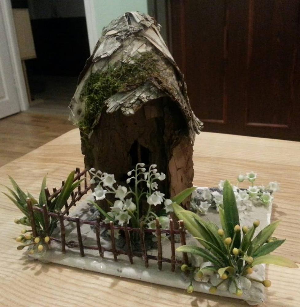 Elfų namelis