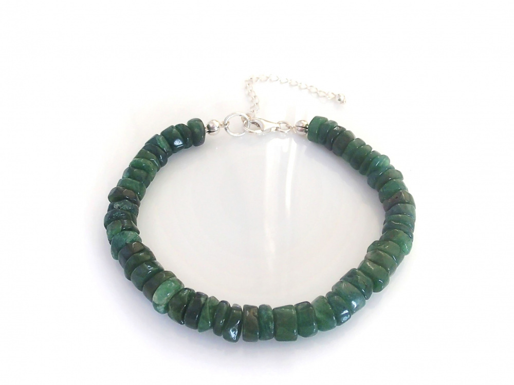 emeraldo apyrankė