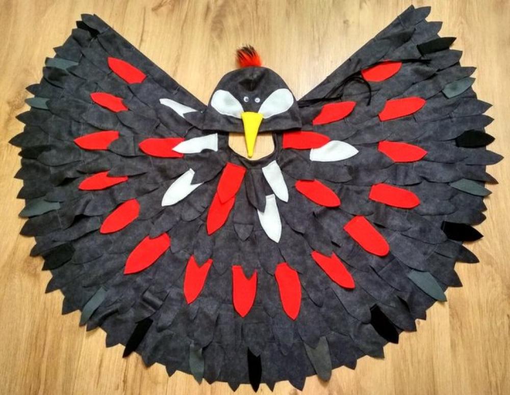 Genio, geniuko vaikiškas karnavalinis kostiumas