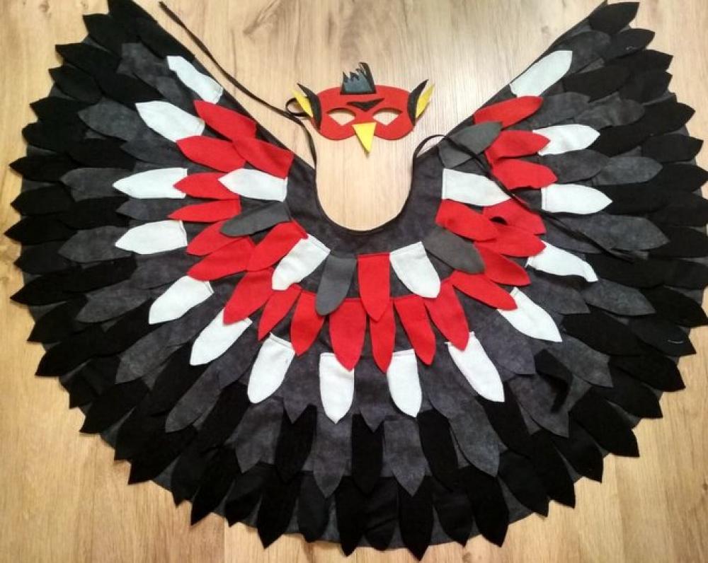Genio, geniuko vaikiškas karnavalinis kostiumas*