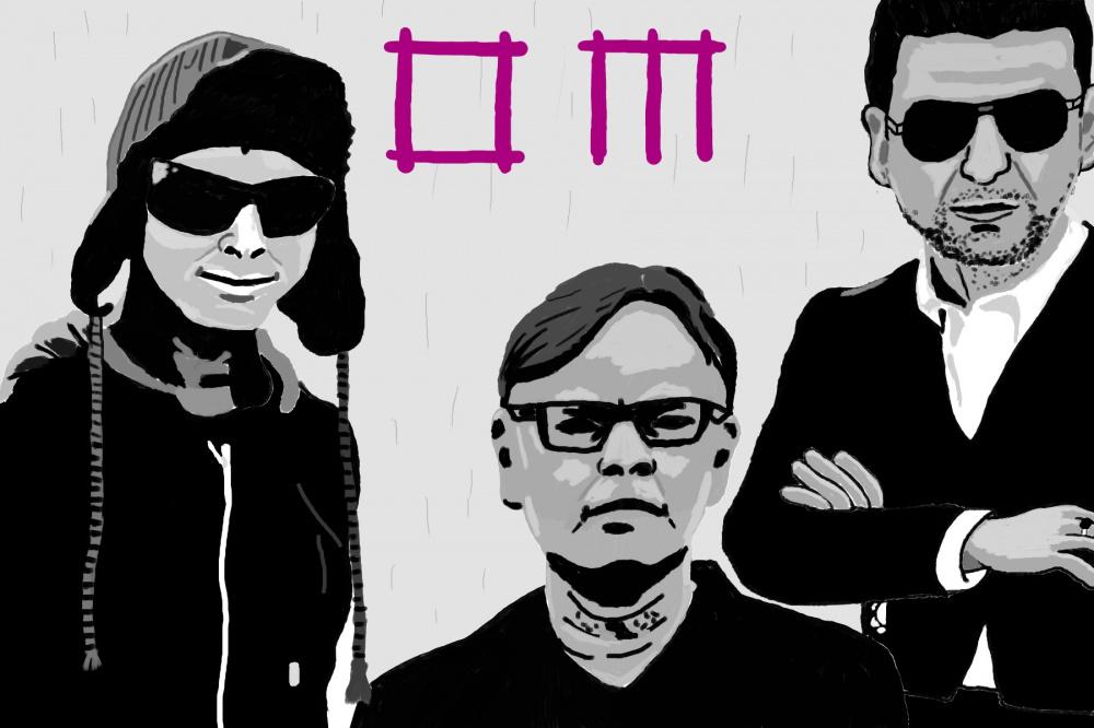 """Kai """"Depeche Mode"""" nariai dar tik artėjo prie 50 -ies metų"""