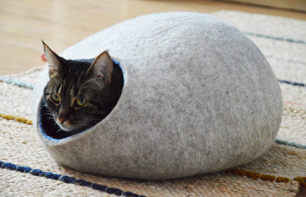 Katės guolis DOUBLE