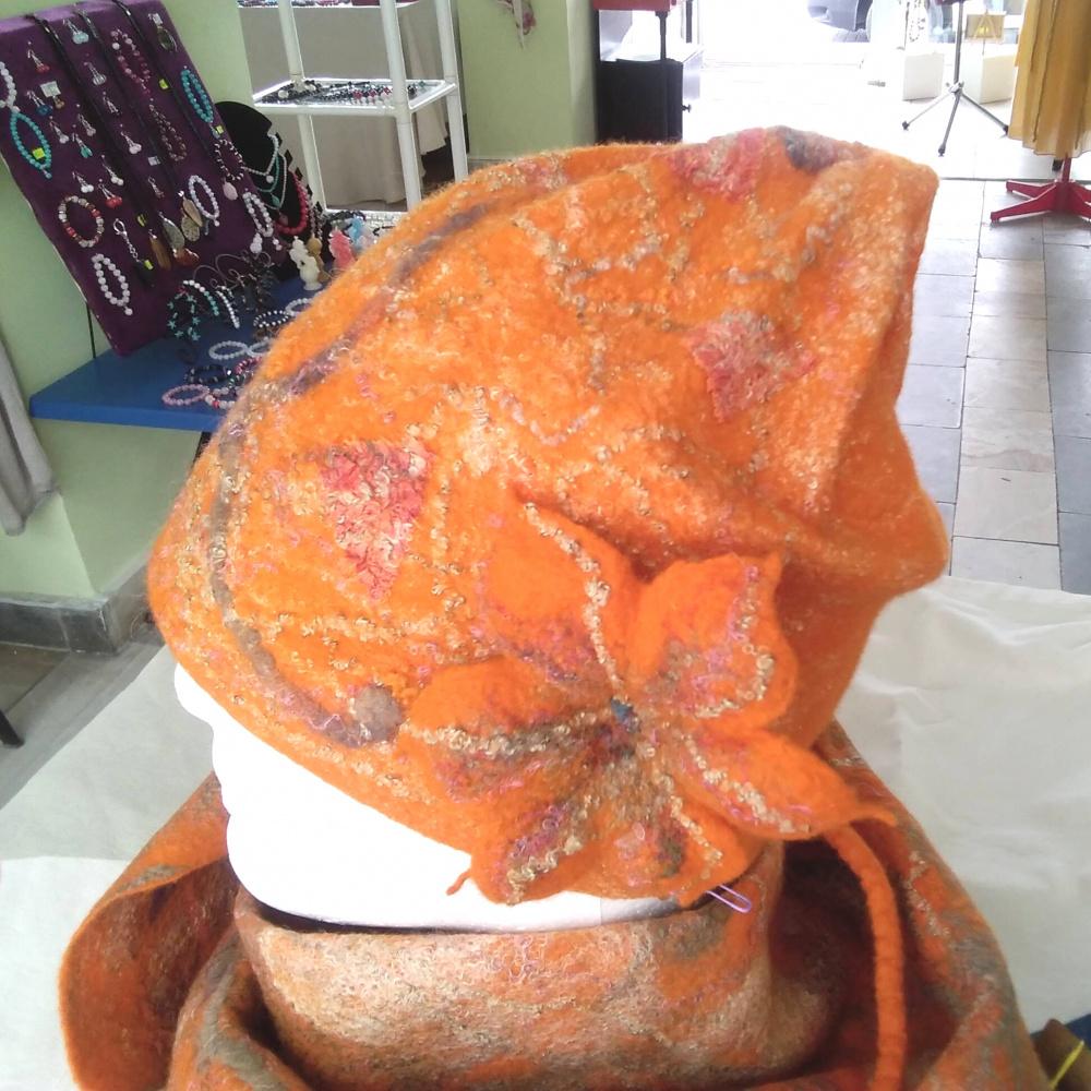 Kepurė-nasturtė
