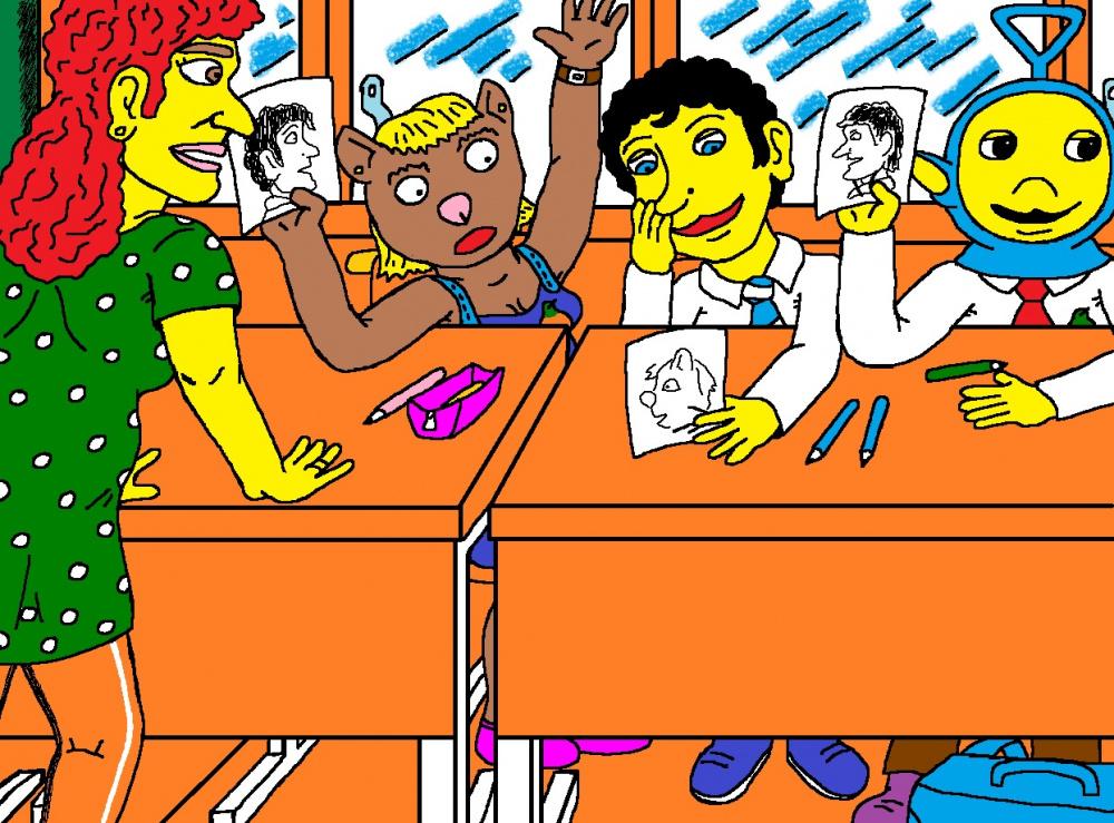 Kėžių kaimo mokykloje - dešimtokų Paskutinio Skambučio šventė 4
