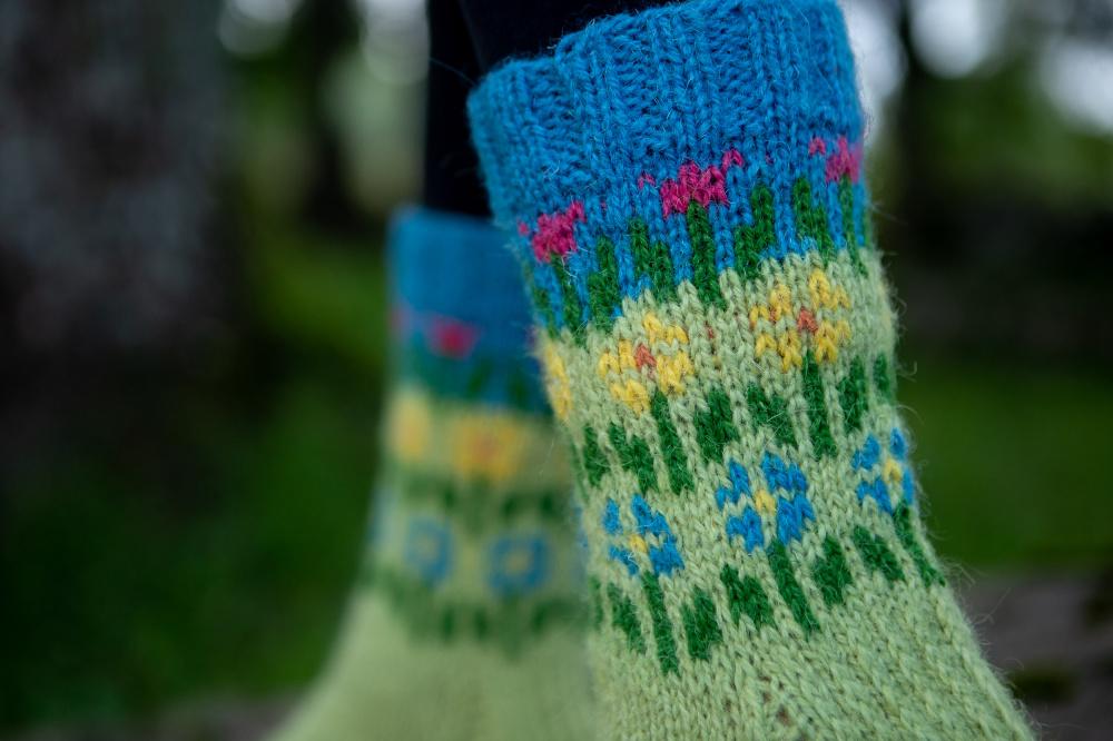 Kojinės Pavasaris
