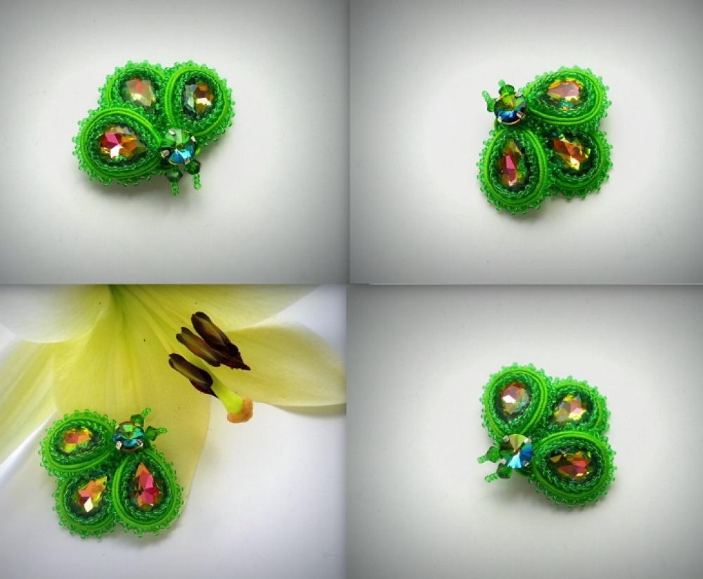 """mažas vabaliukas """"multi green"""""""