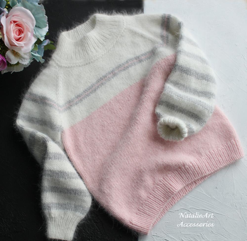 Megztinis mergaitei 2