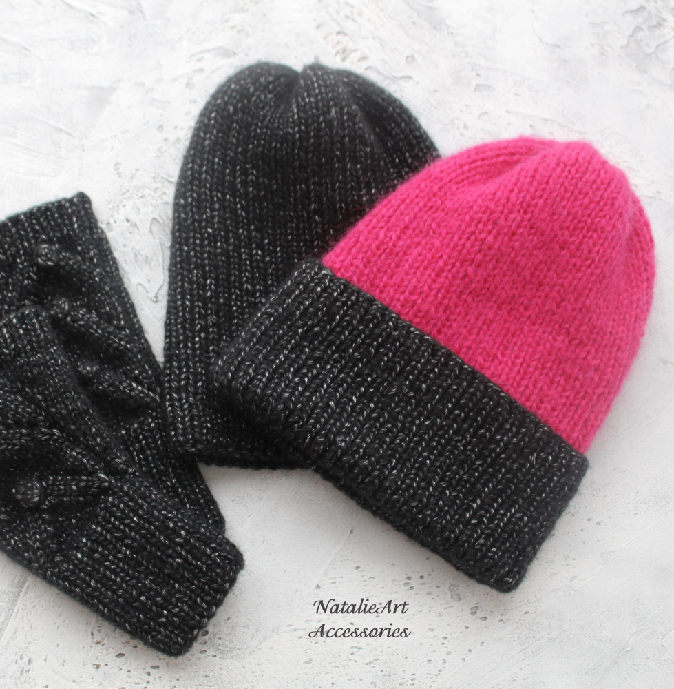 Megztos kepurės