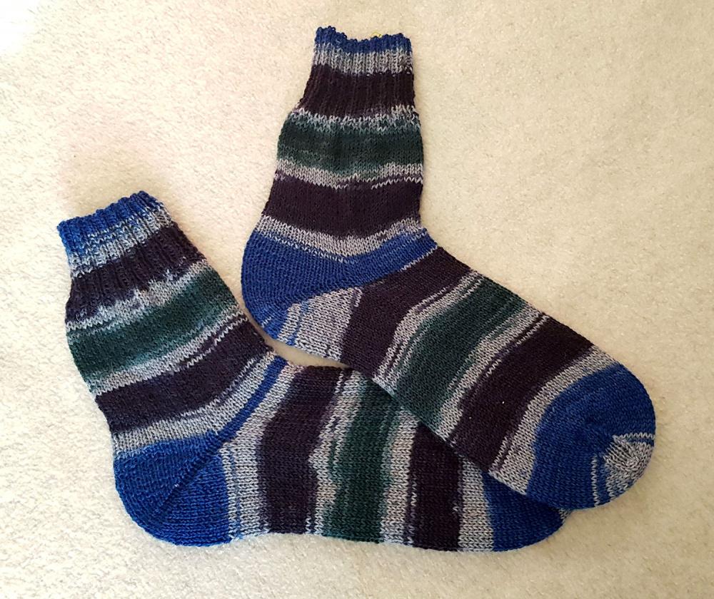 Melsvos kojinės