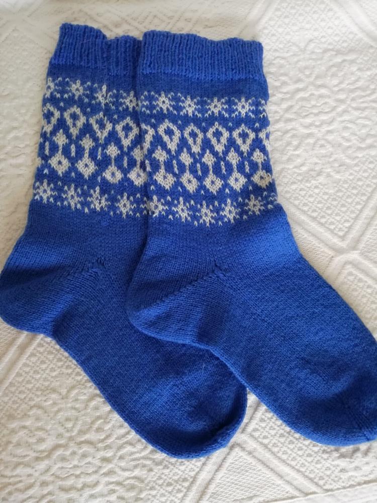 Mėlyna žiema