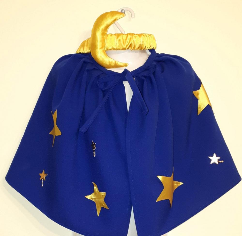 Mėnulio karnavalinis kostiumas