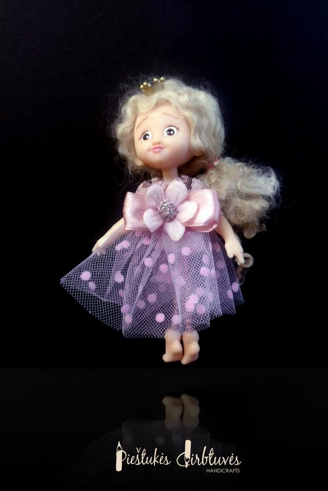 "Mini lėlytė sagė ""Princesė"""
