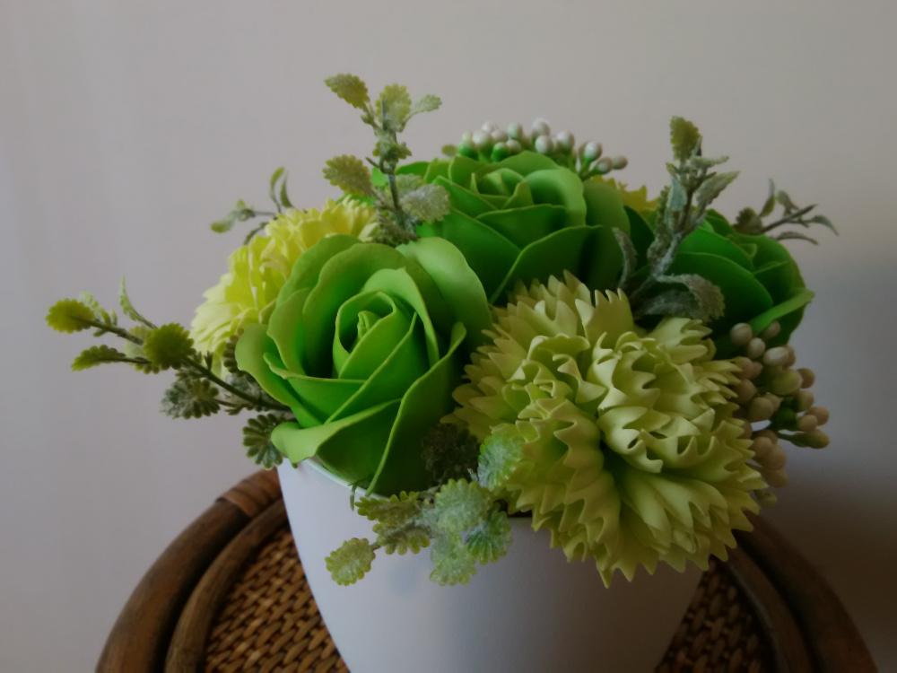 muilo gėlių puokštė 1
