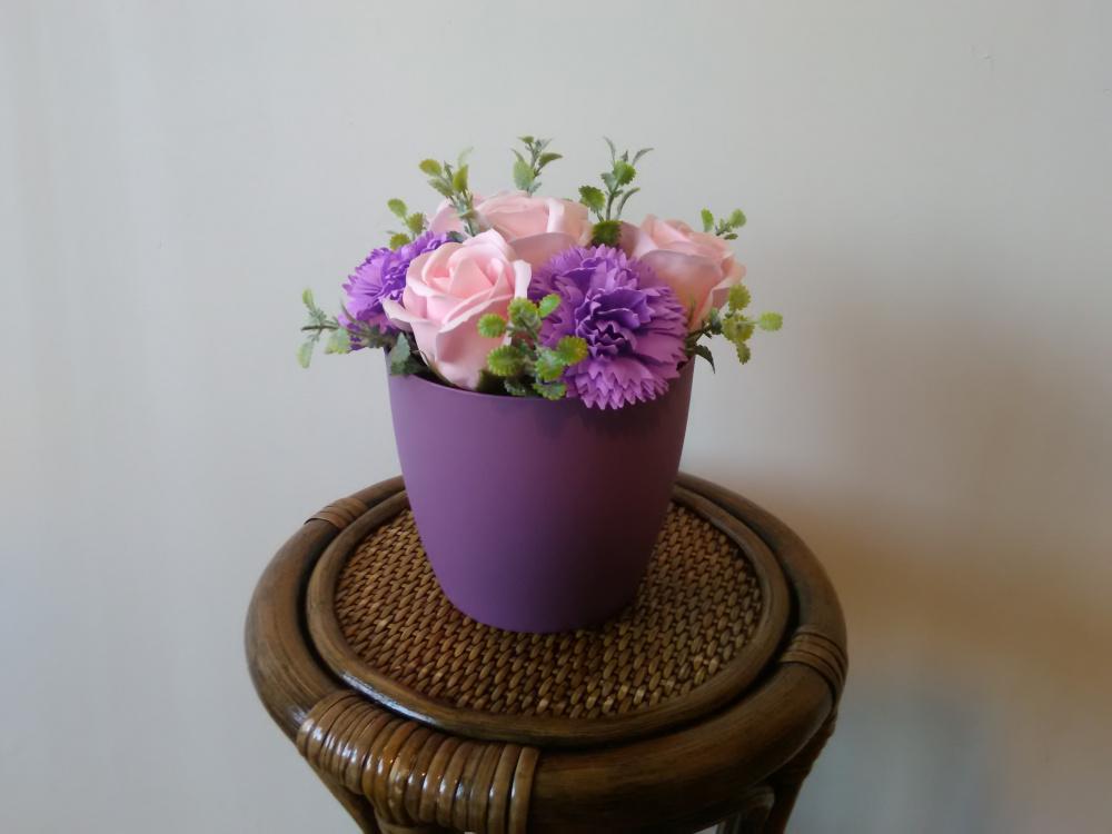 muilo gėlių puokštė 2