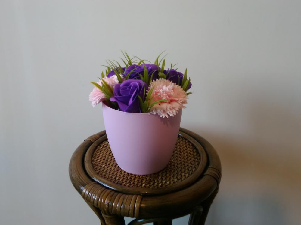 muilo gėlių puokštė 3