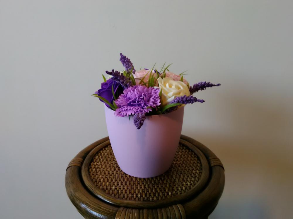 Muilo gėlių puokštė 5