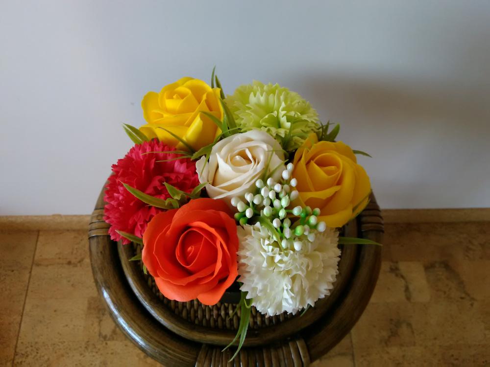 muilo gėlių puokštė 6