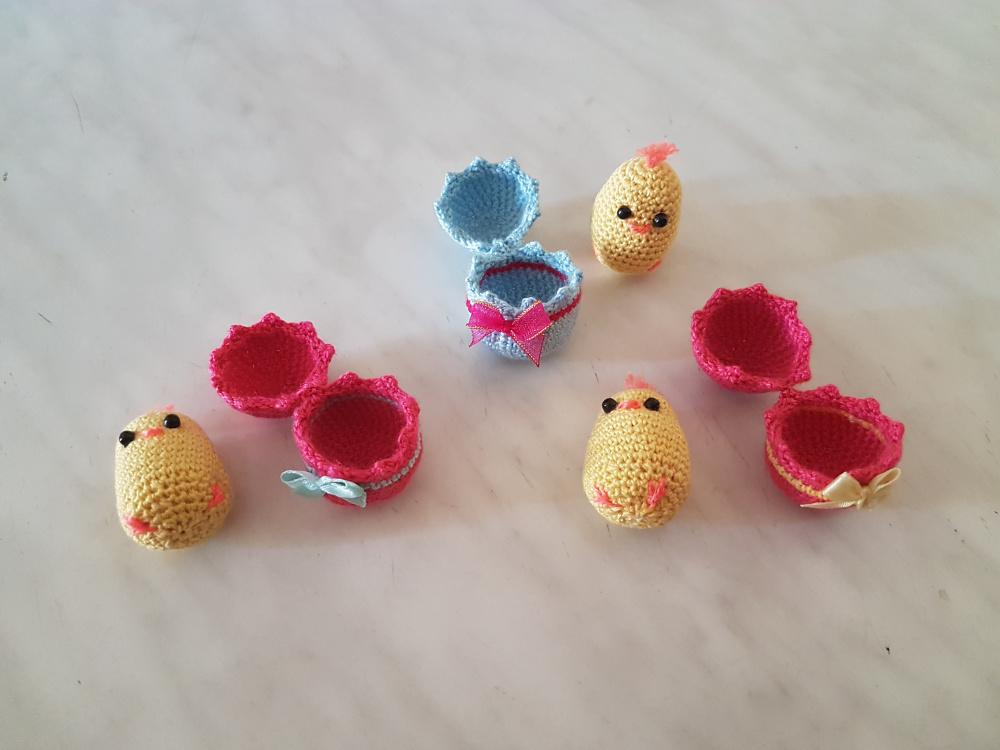 Naujagimių viščiukai