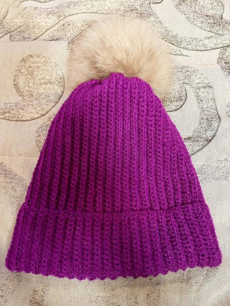 Nerta violetinė spalva Nr.2