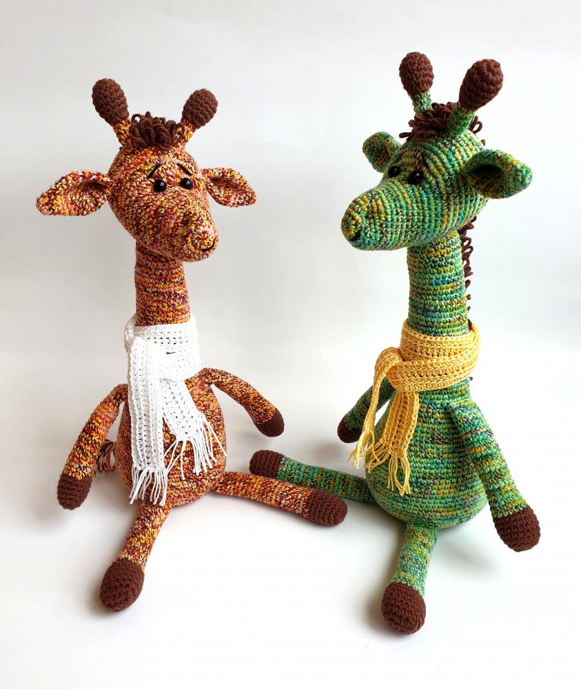 Nerta žirafa 2