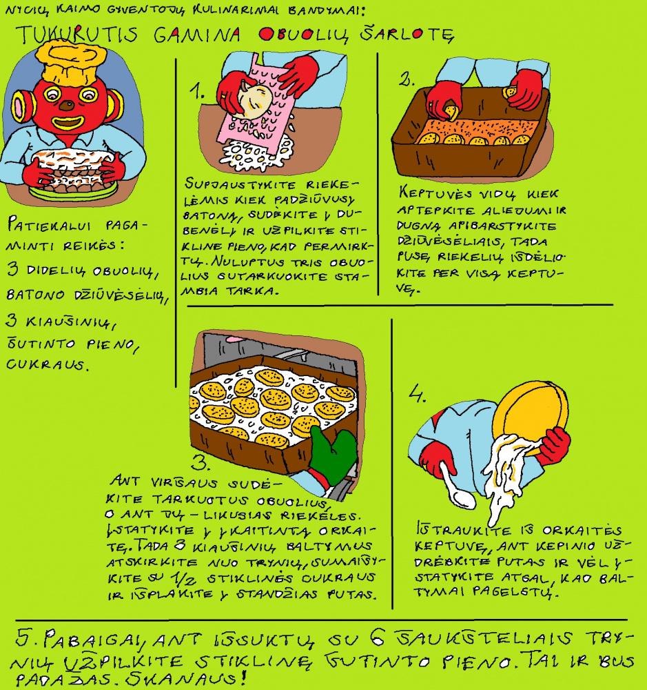 Nycių kaimo kulinarija 4