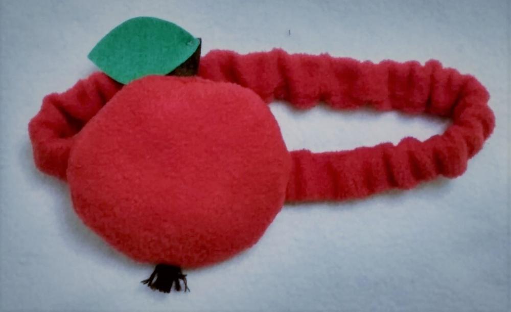 Obuolio, obuoliuko galvos juosta