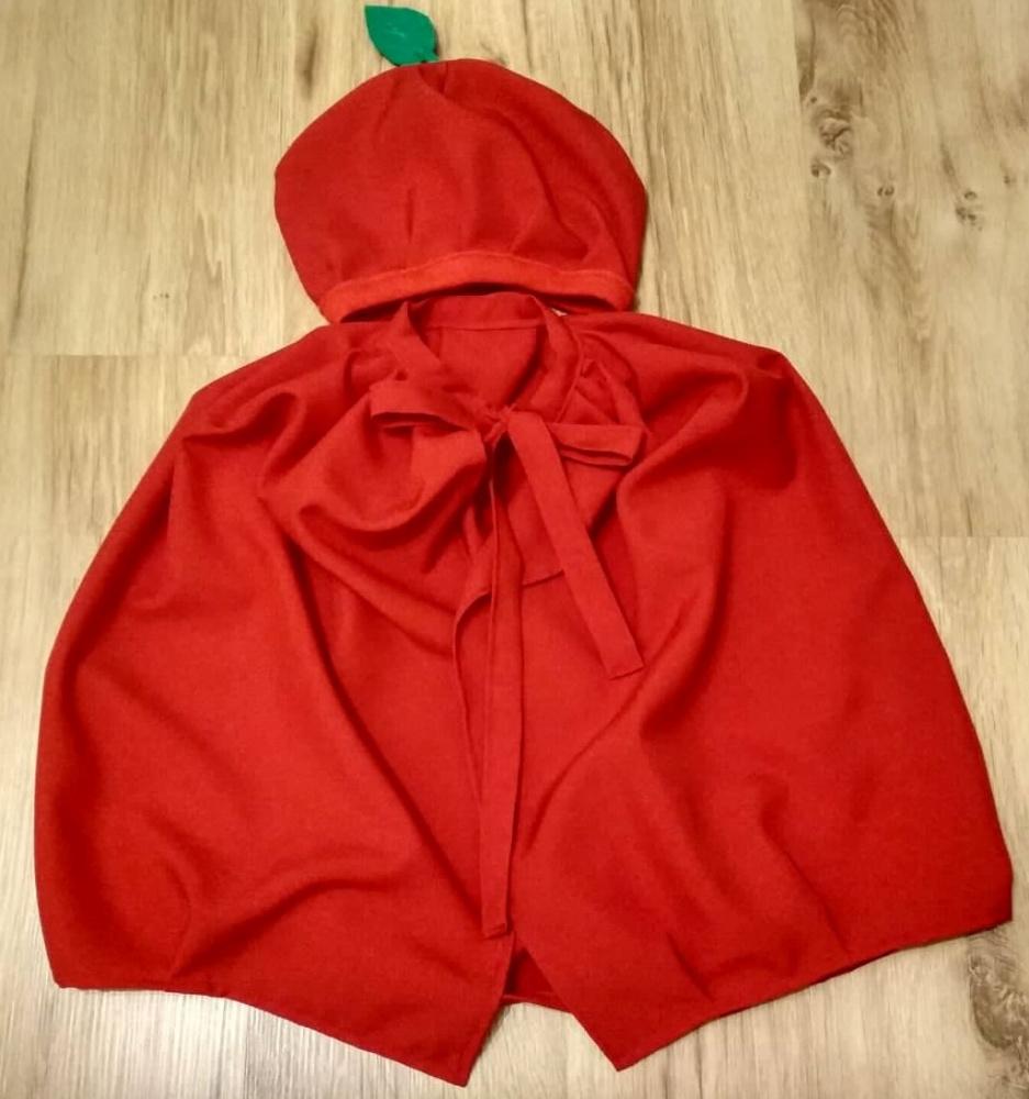 Obuolio vaikiškas karnavalinis kostiumas