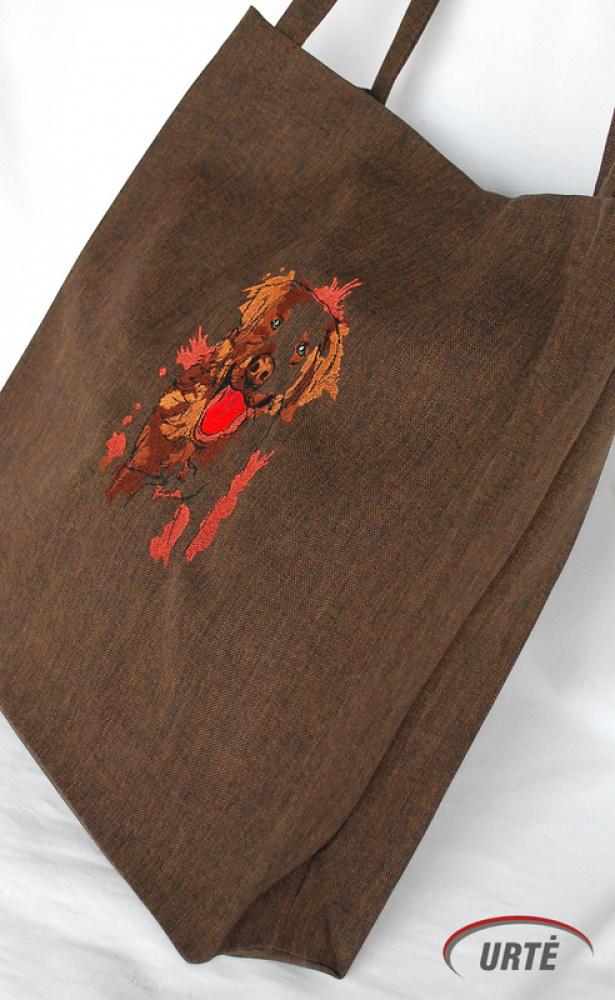 Pirkinių maišelis - Labradoras