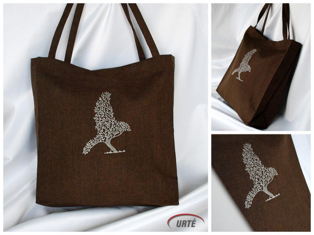 Pirkinių maišelis - Paukštis