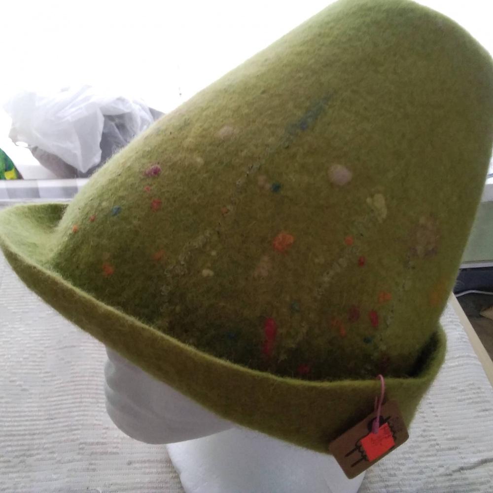 Pirties kepurė - Pieva