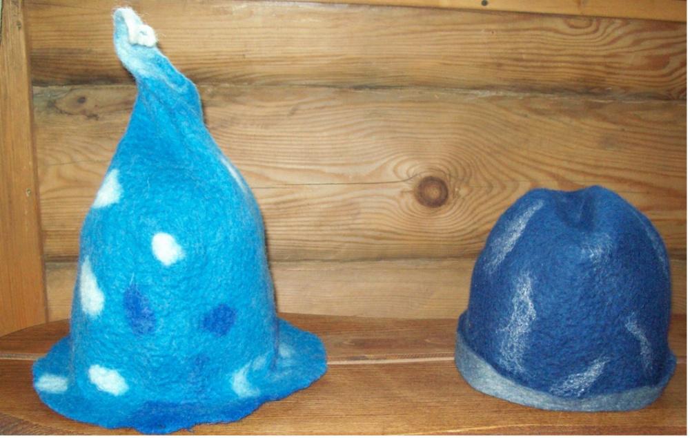 Pirties kepurės Jam ir Jai