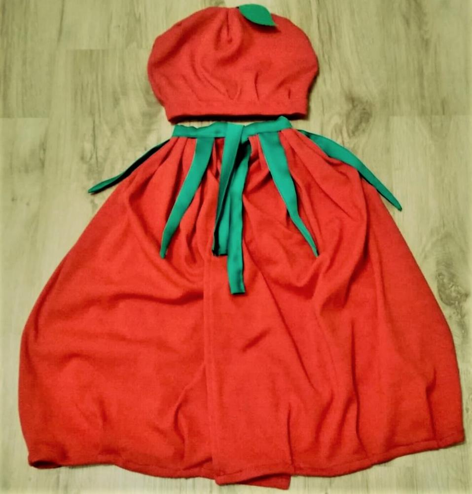 Pomidoro karnavalinis kostiumas